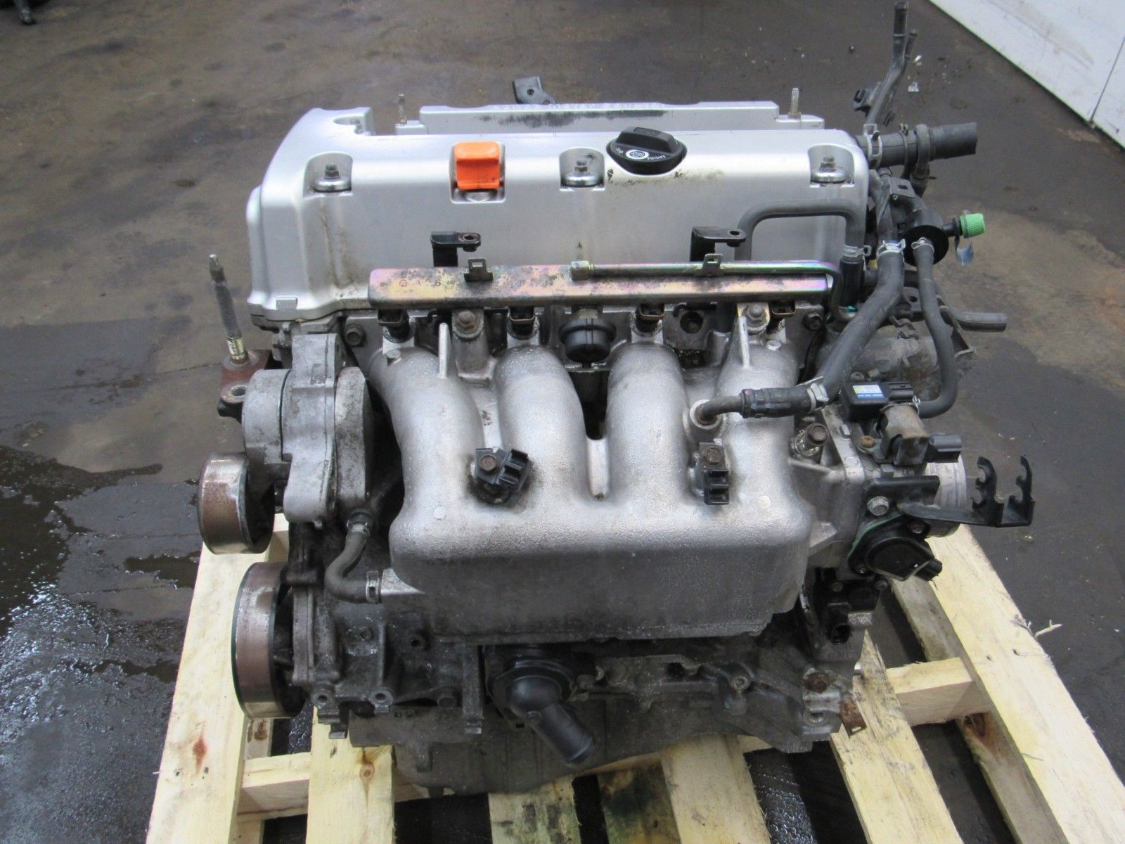 Acura RSXS Type S KA Complete Engine Motor K Day - Acura rsx engine