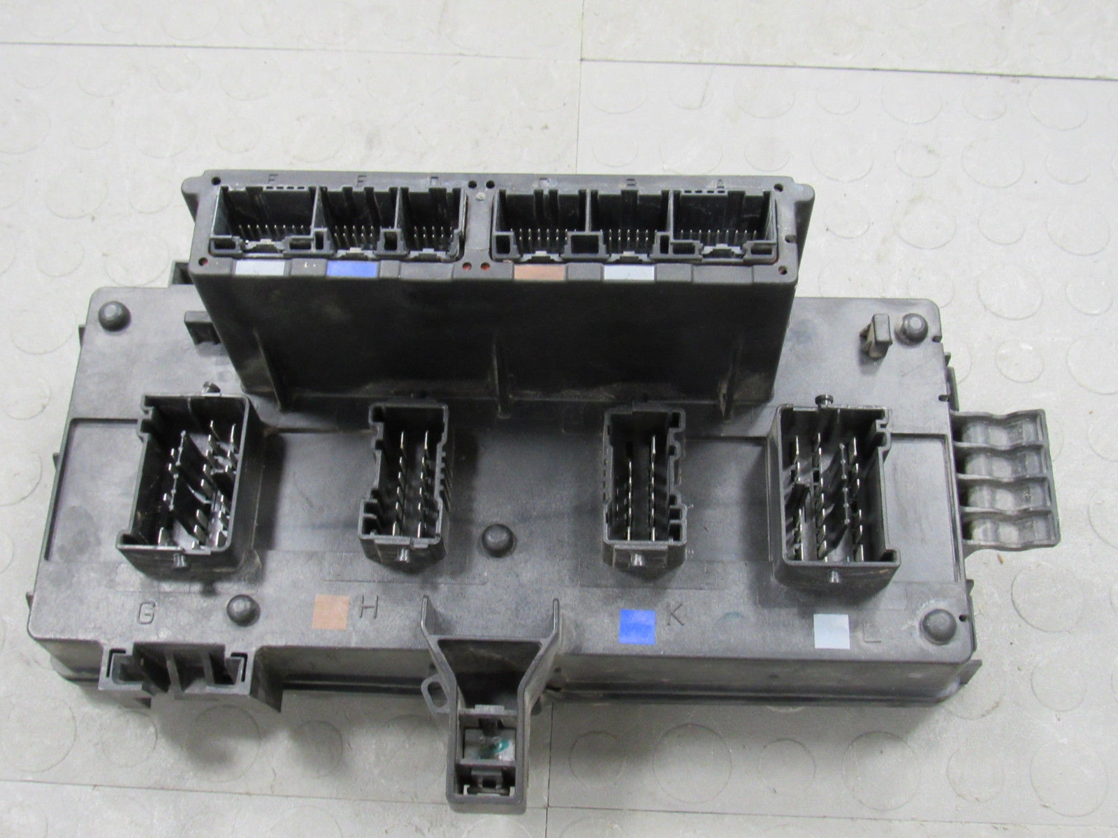 07 Dodge Ram Tipm Totally Integrated Power Module Fuse Box Block 2006 Dodge  Ram 1500 Fuse Box Diagram Dodge Ram Fuse Box Module
