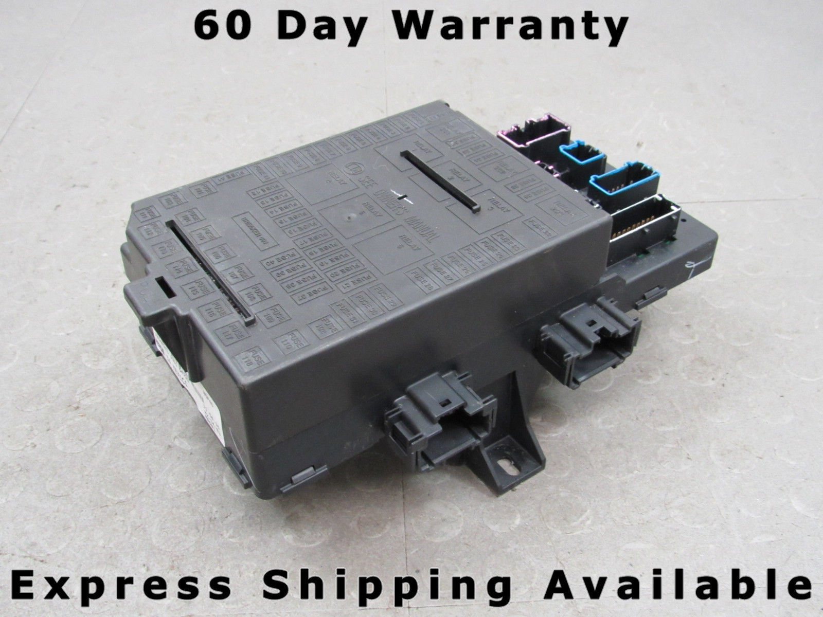 03 Expedition Navigator Interior Fuse Relay Box Block Center 3L7T-14A067-AA  AV