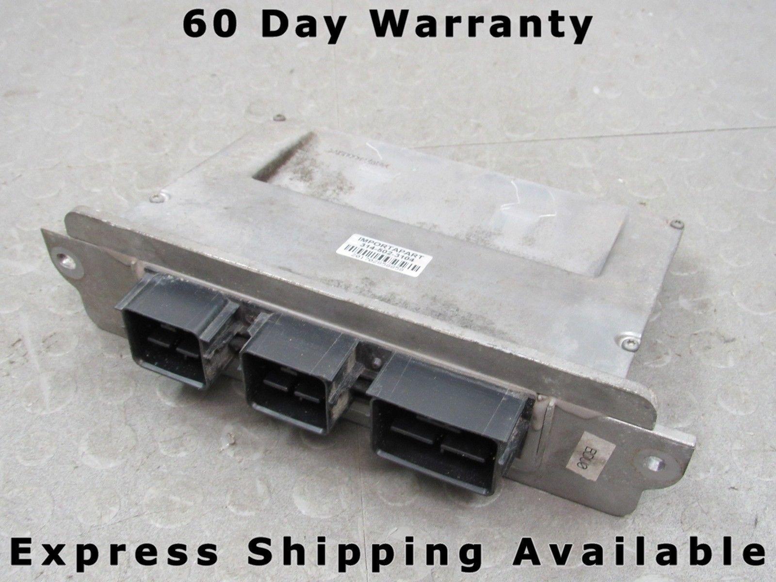 06 Ford E350 Super Duty 5 4L V8 ECU ECM PCM Engine Computer 6C2A-12A650-ACA  G