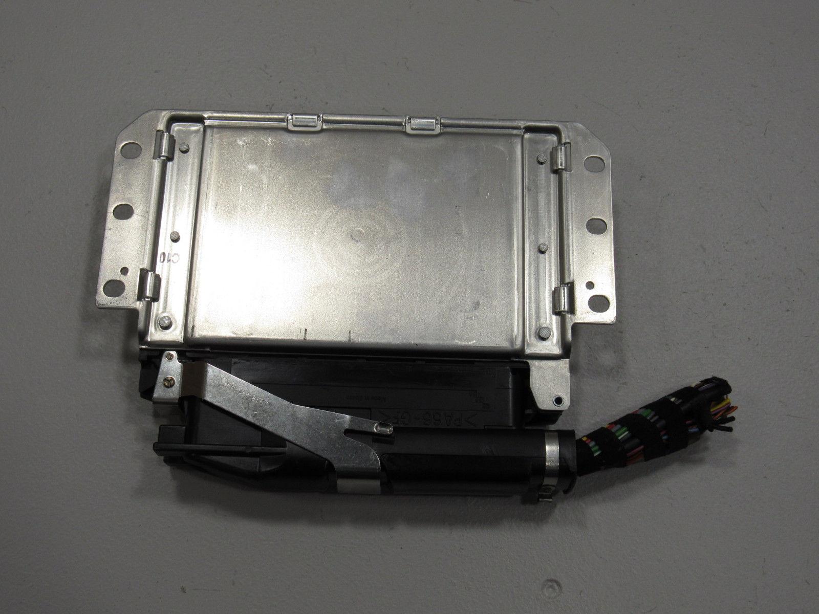 03-04 Audi Allroad 2 7T TCU TCM Transmission Control Unit Module 4Z7 927  156 M B