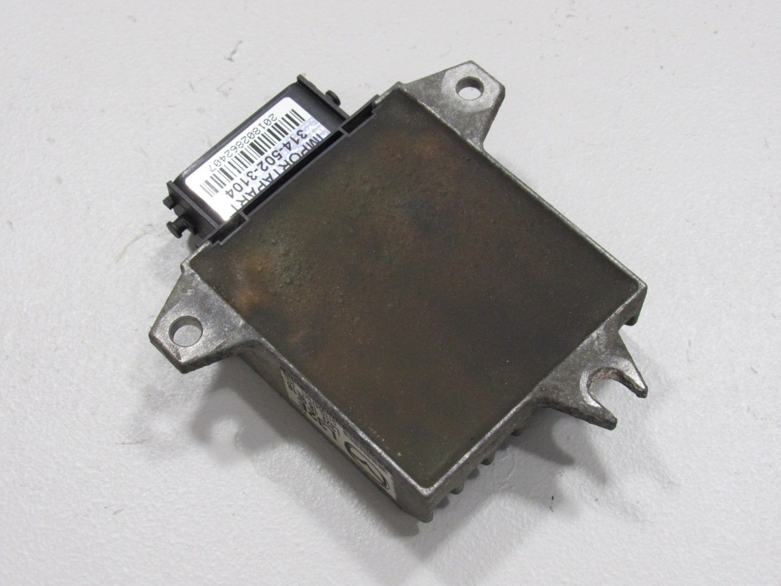 06 Mazda 3 23l At Tcu Tcm Transmission Control Module Unit L32e 18 Fuse Box Location 9e1b E Importapart