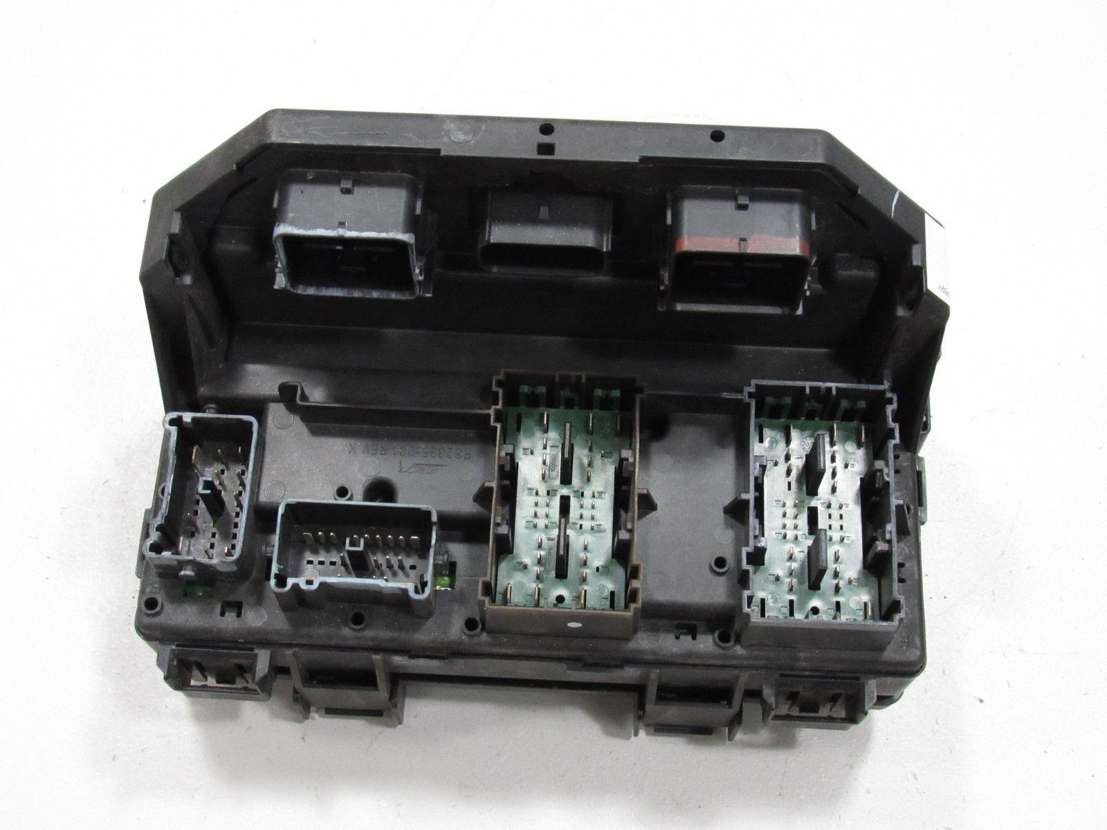 Dodge Nitro Tipm A Body Mopar Fuse Box Totally Integrated Power Module Al 1600x1200