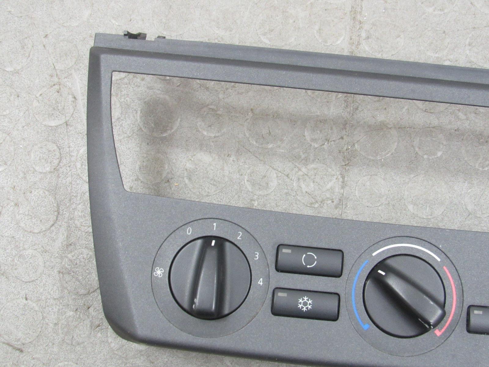 Ant iso-unirse a Kit Para Chino//radio BMW X3 E83 SWC-0451-aJ Adaptador De Tallo Facia