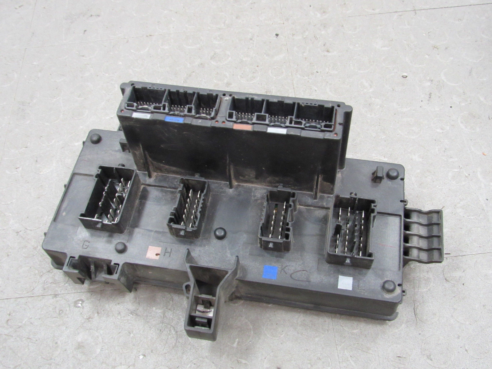 08-09 Dodge Ram TIPM Totally Integrated Power Module Fuse Box 68028002AD F
