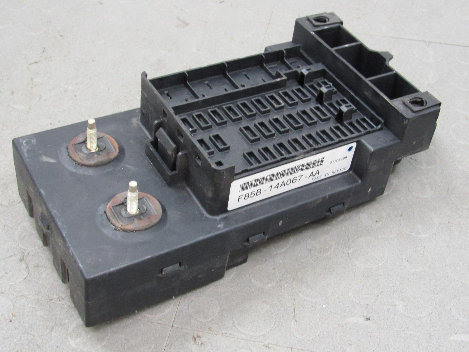 97 98 ford f150 interior dash fuse box junction relay block f85b rh importapart com