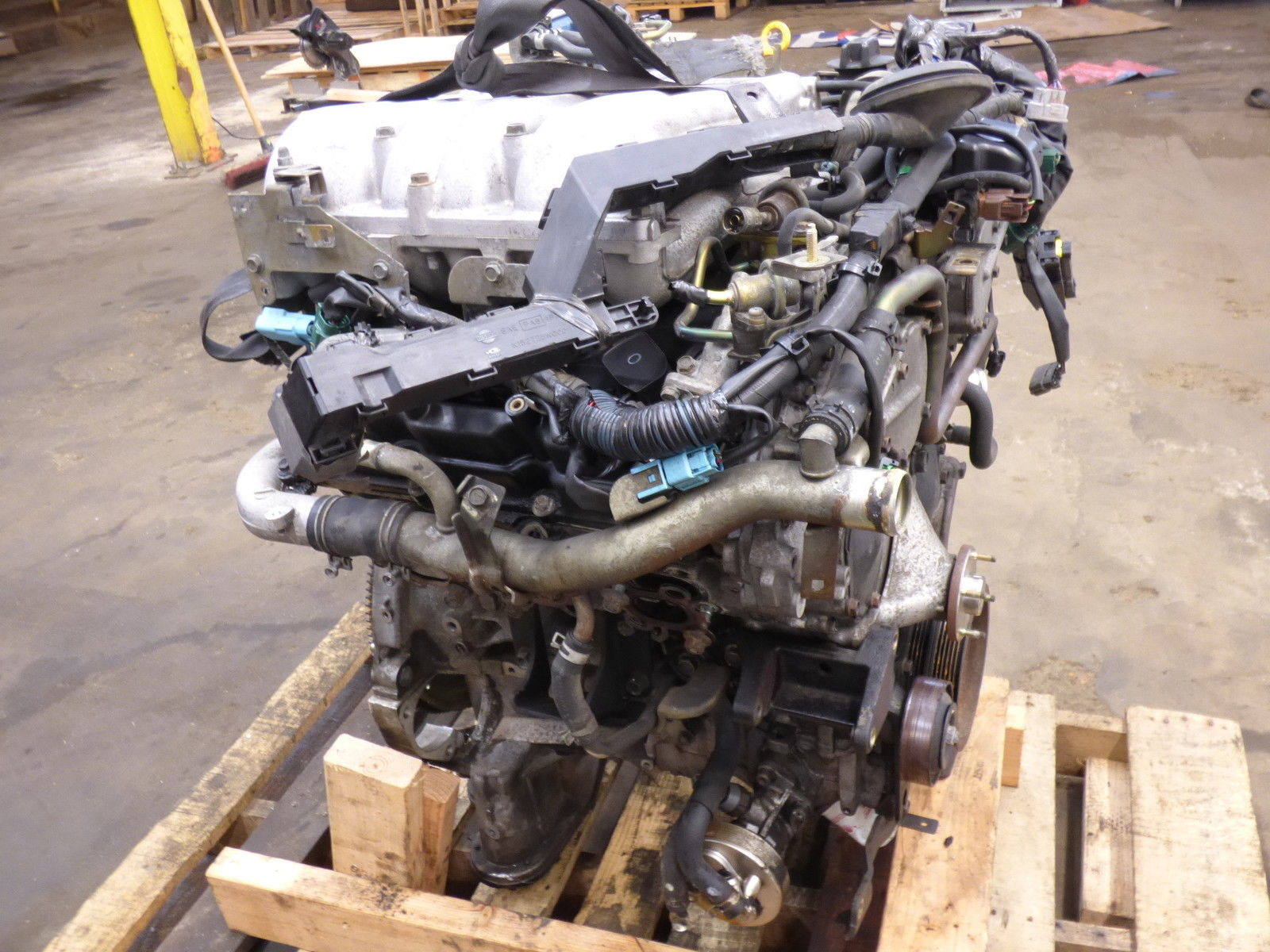 Vq35de Motor Pathfinder 3 5l Engine Diagram Nissan Complete De Day 1600x1200