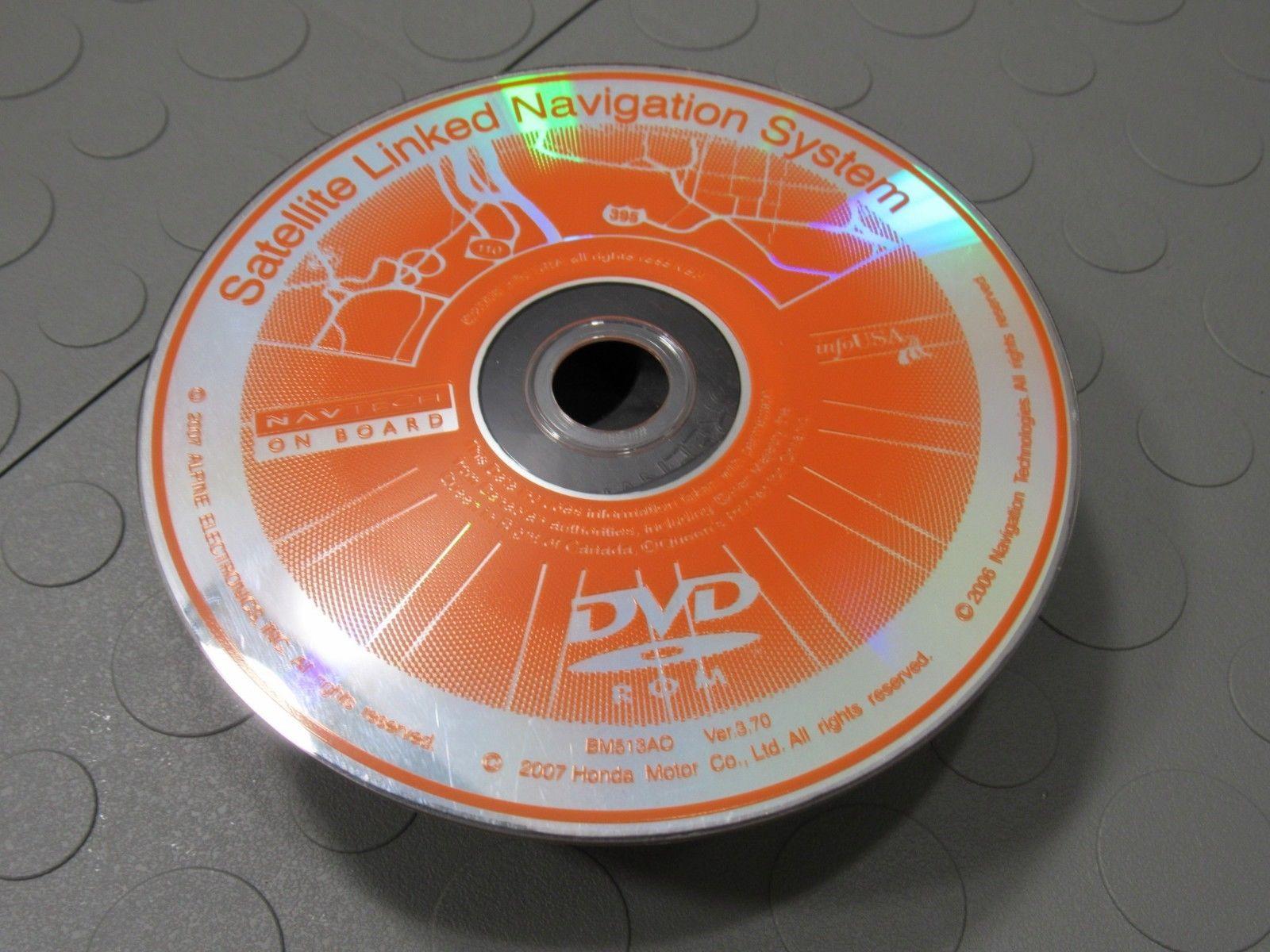 2005 honda accord navigation reset