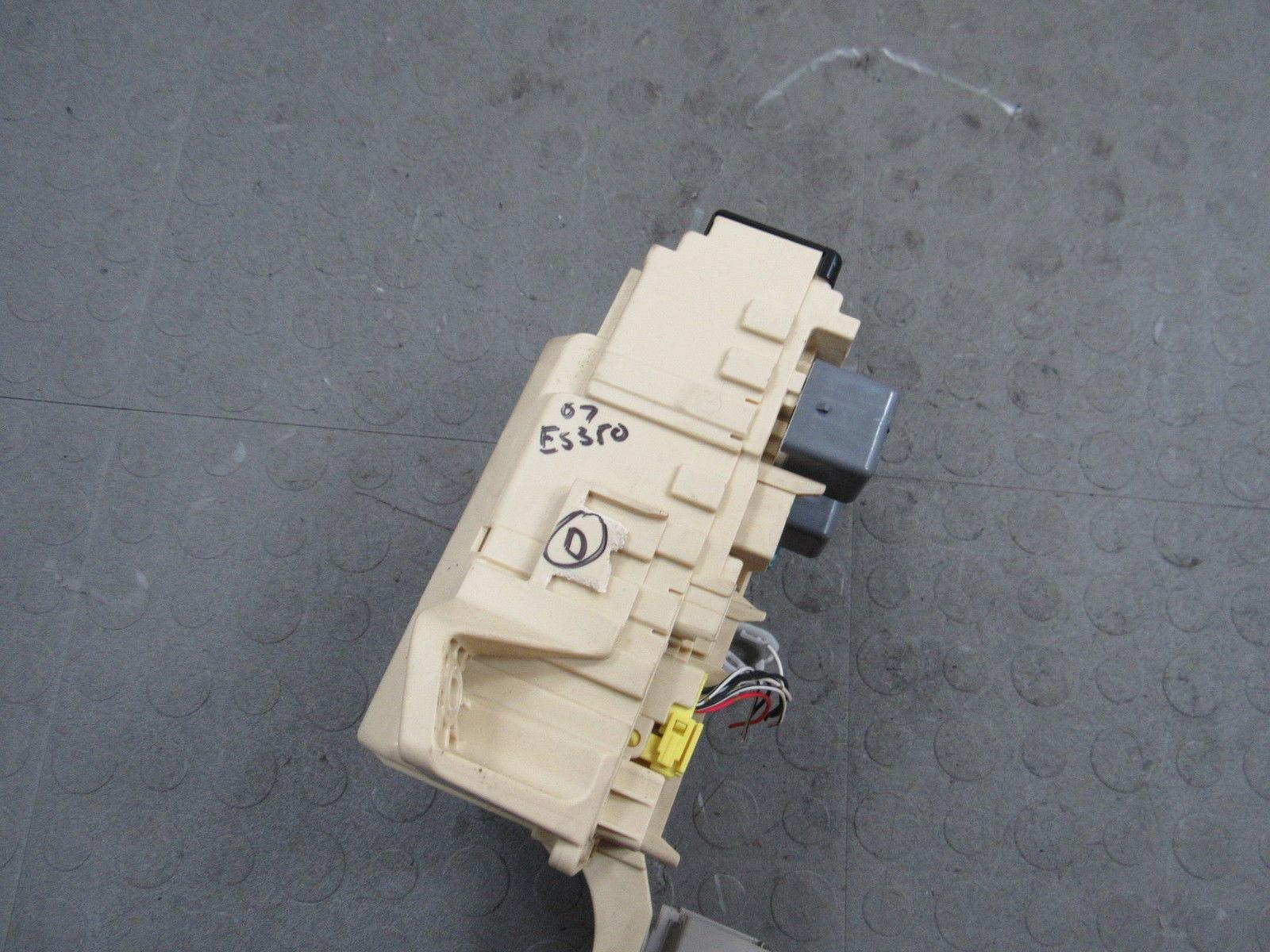 07 10 lexus es350 fuse box relay multiplex module driver side 82730 rh importapart com 2013 lexus es 350 fuse box lexus es 350 fuse diagram