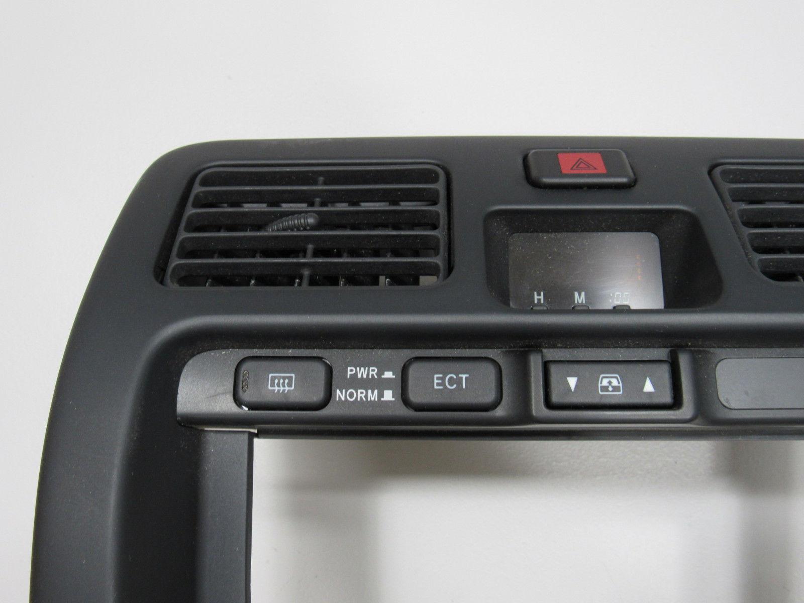 2000 toyota 4runner radio trim