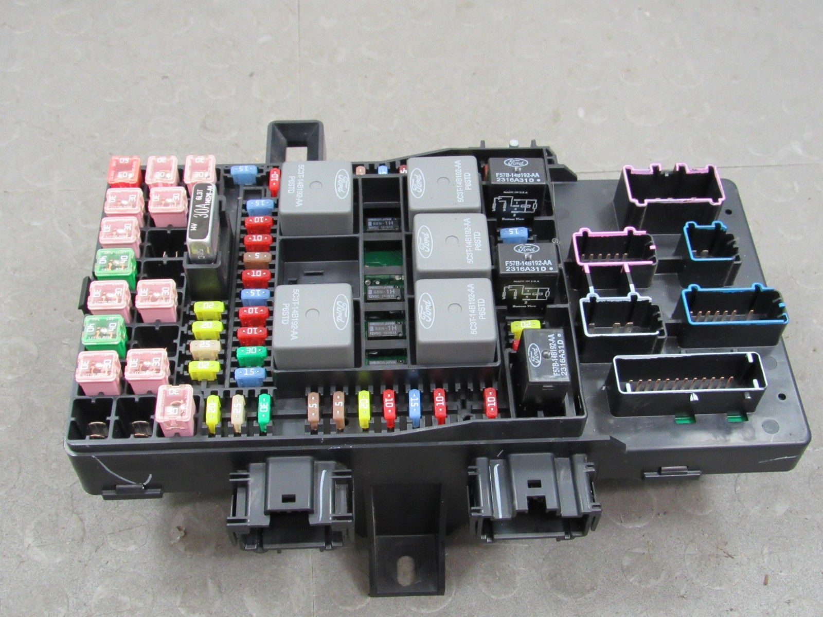 2003 Ford Expedition Fuse Box For Sale Cheap Diagram Schematics Junction Schematic Diagrams 03 06