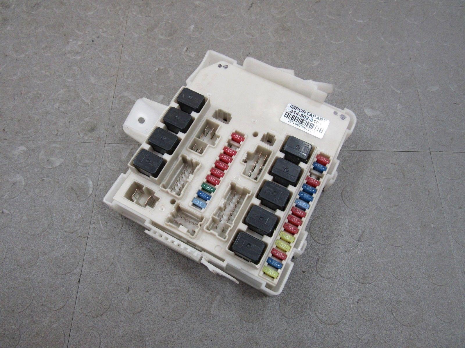 2005 Nissan Xterra Ipdm Diagram Armada Fuse Box Titan Body Module A 1600x1200