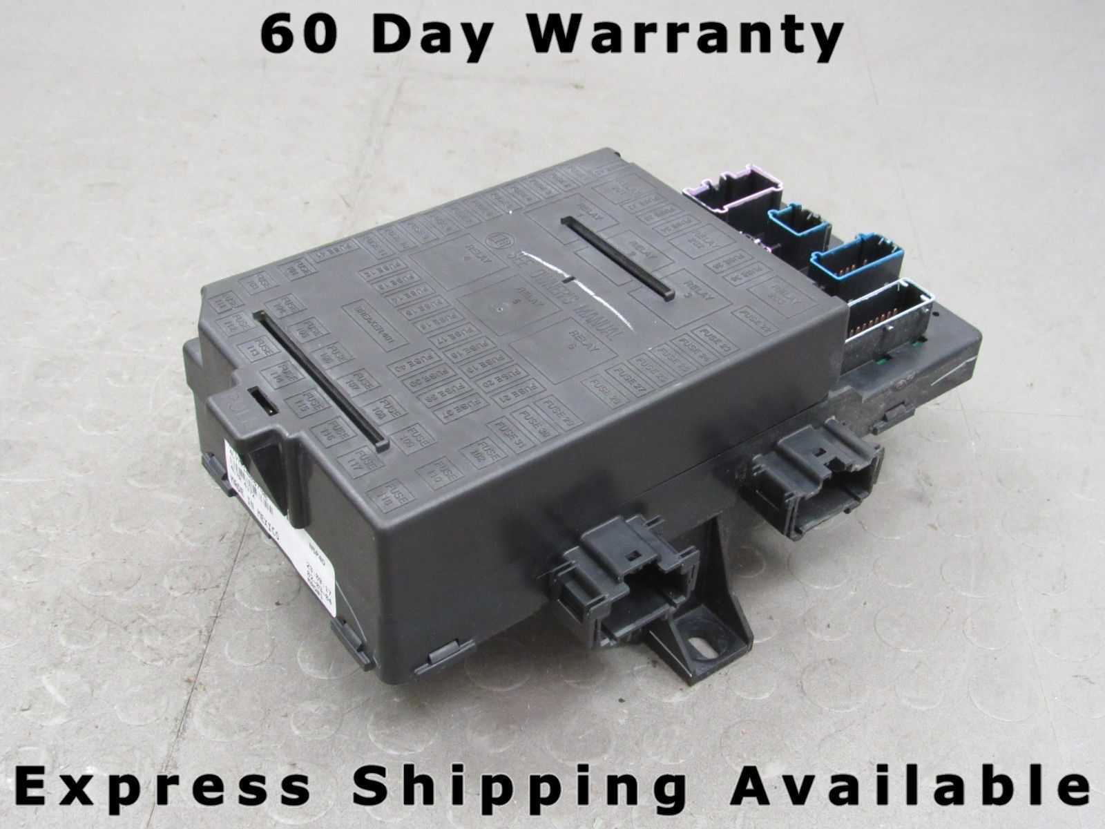 04 Expedition Navigator Interior Fuse Relay Box Block Center 4L7T-14A067-AE  AB