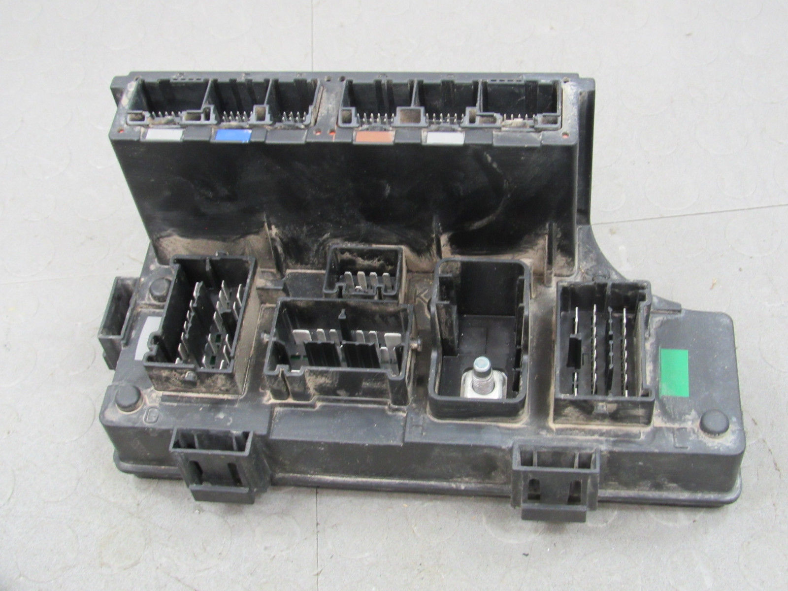 08 Patriot Fuse Box Trusted Wiring Diagrams 2010 Jeep Commander 09 Caliber Compass Tipm Integrated Power Module