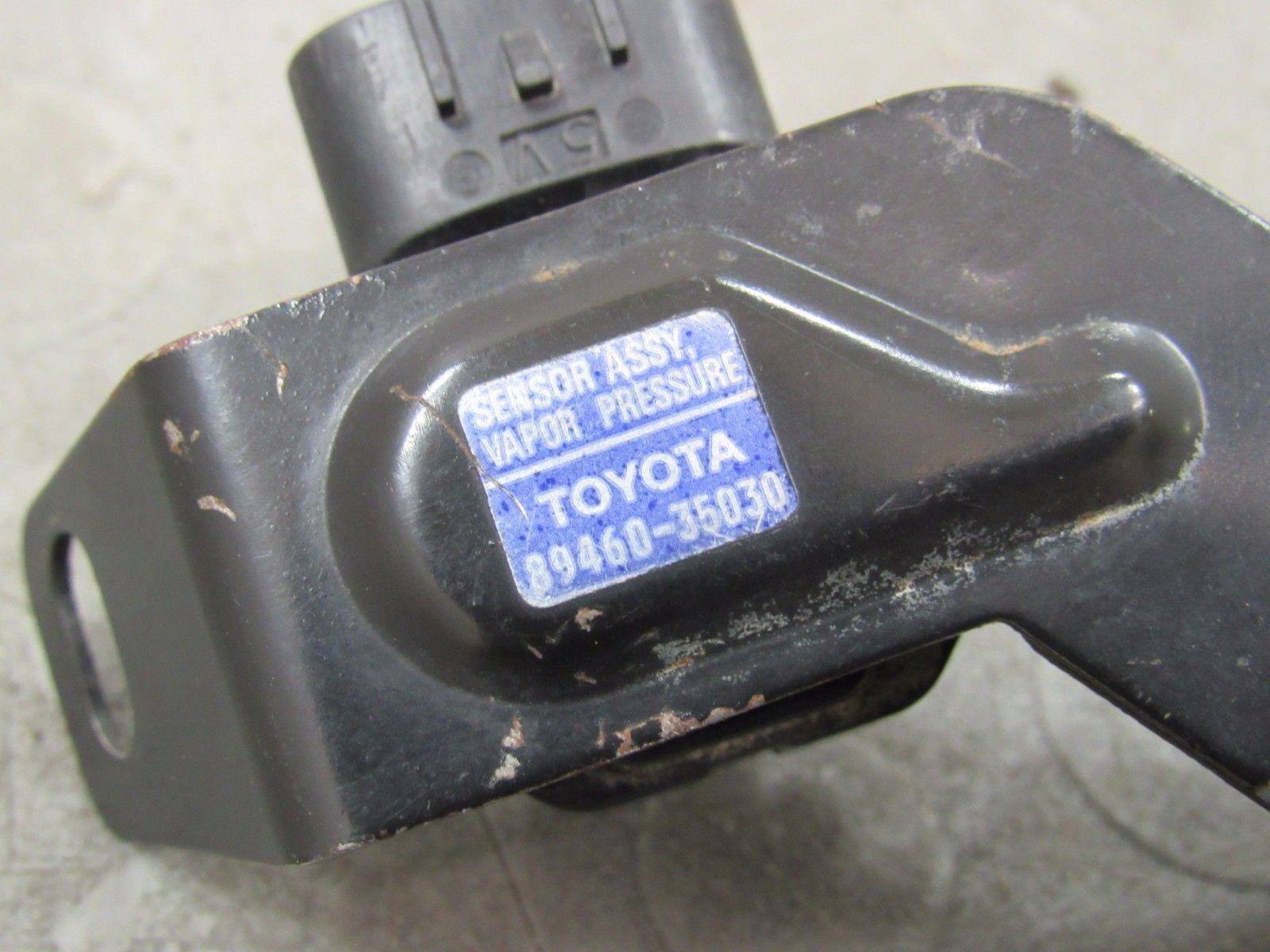 96 00 Toyota 4runner Fuel Vapor Pressure Sensor Assembly Oem 89460 2000 Air 35030 N