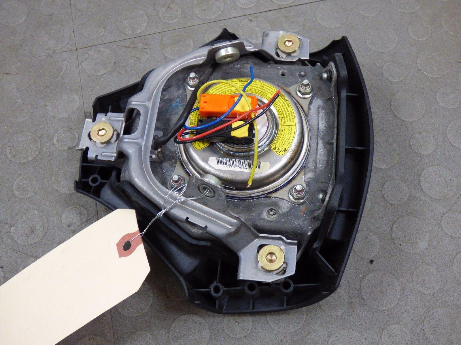 06 08 Lexus Rx400h Lh Drivers Wheel Airbag Air Bag Srs Black A Wiring
