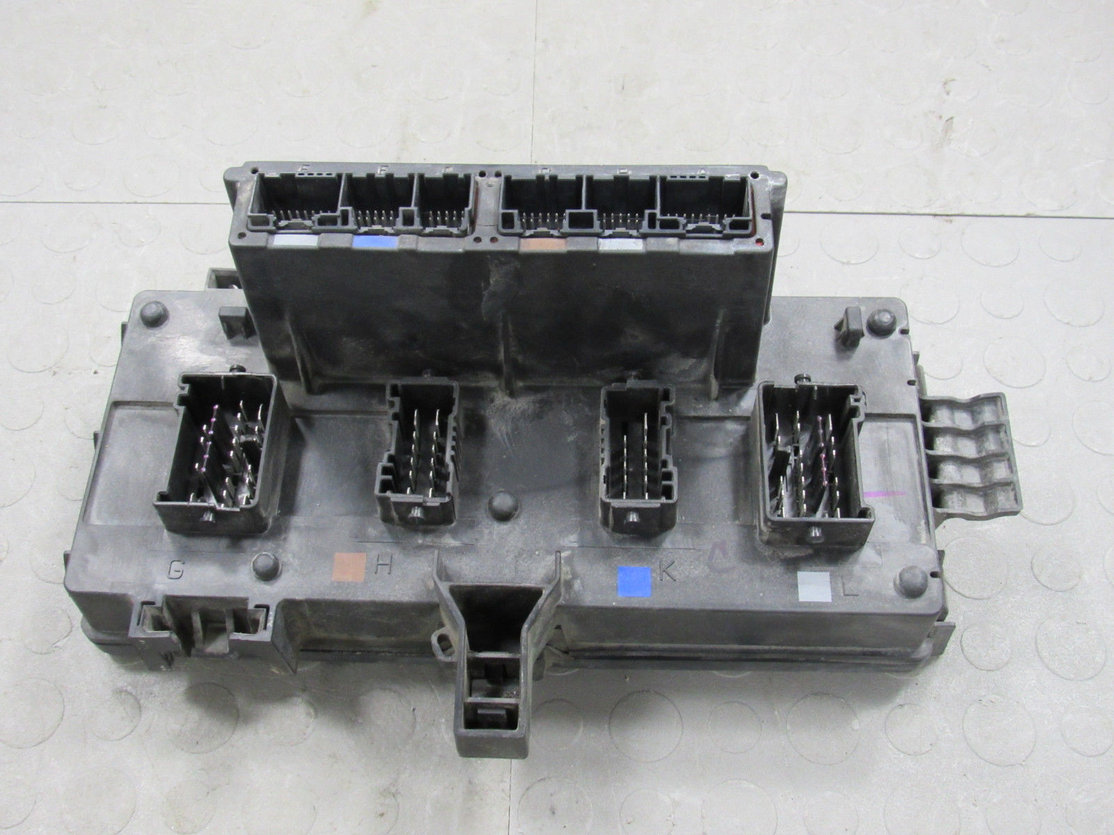 08 09 Dodge Ram Tipm Totally Integrated Power Module Fuse Box 68028002ab G