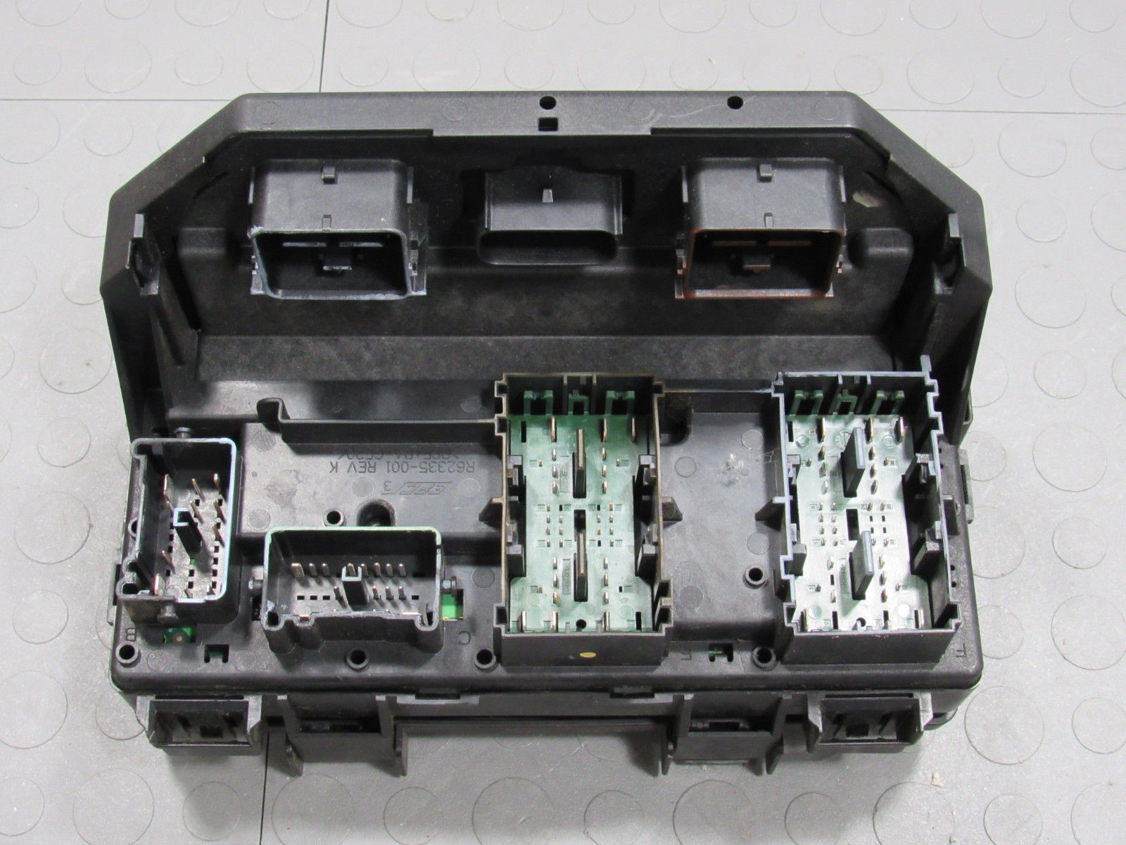 Fuse Box For Jeep Liberty