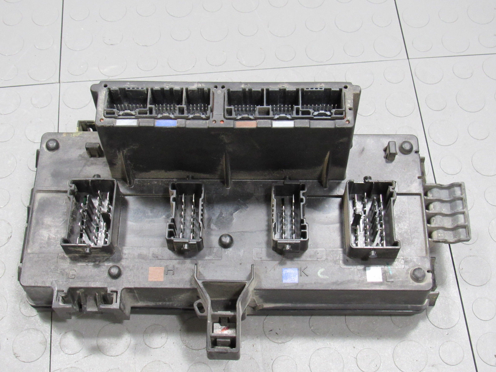 07 dodge ram tipm totally integrated power module fuse box