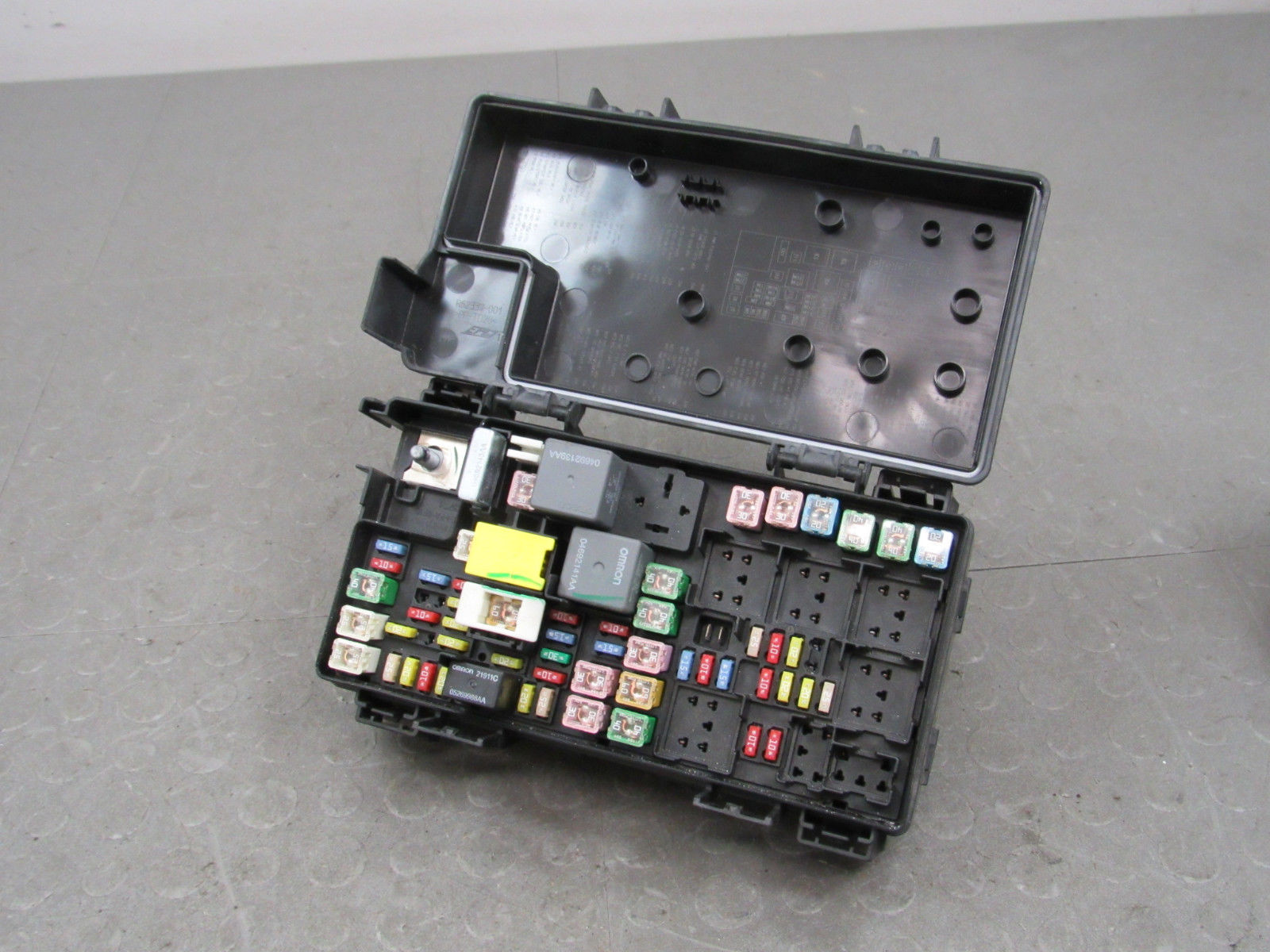 08 Caravan Tc 09 Journey Tipm Integrated Power Module Fuse Box Journeys 56049720at Ad Importapart