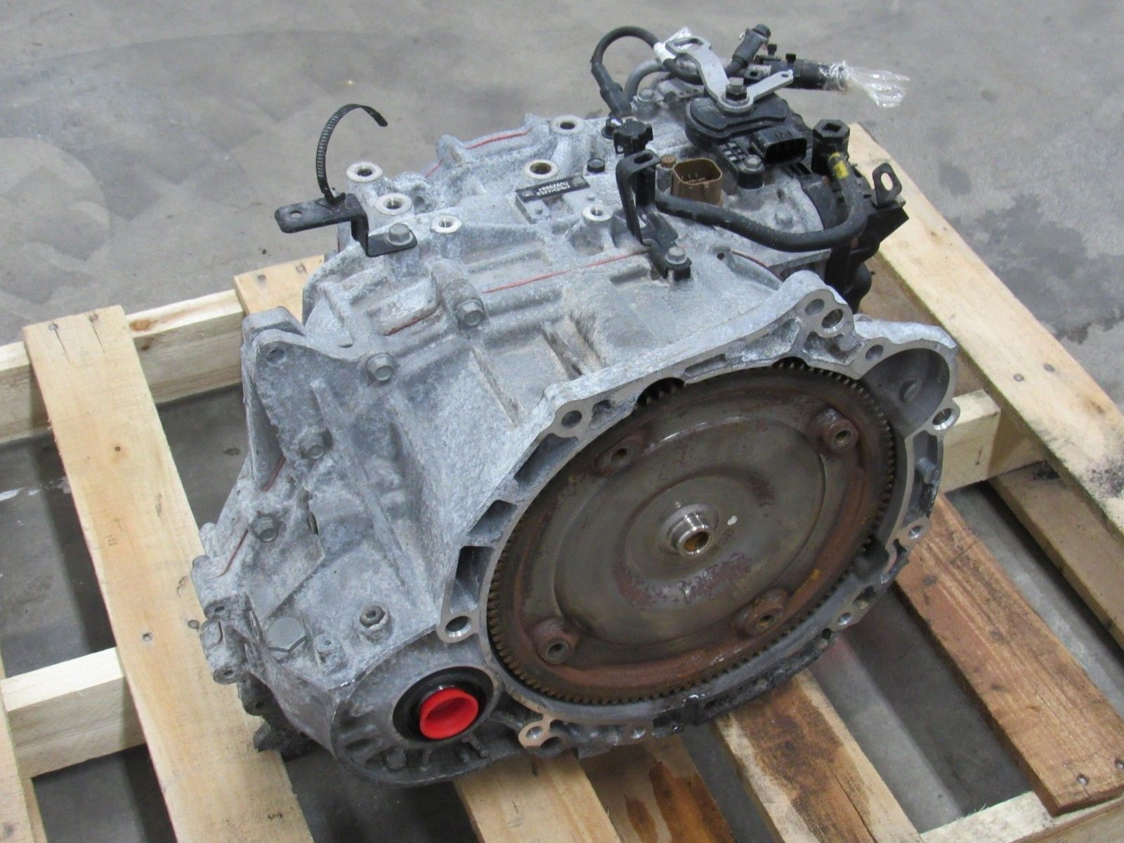11 13 Hyundai Elantra Sedan 18l Automatic Transmission 43k Auto 1 8l Engine Trans 60 Day A