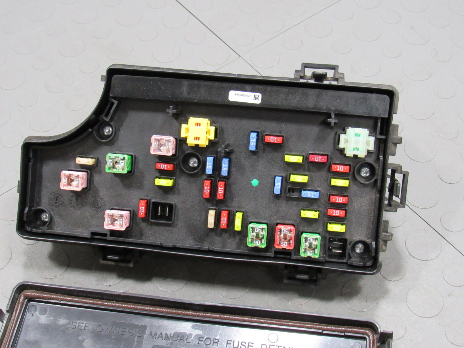 2006 Pt Cruiser Fuse Box For Sale : Pt cruiser tipm bcm totally integrated power module