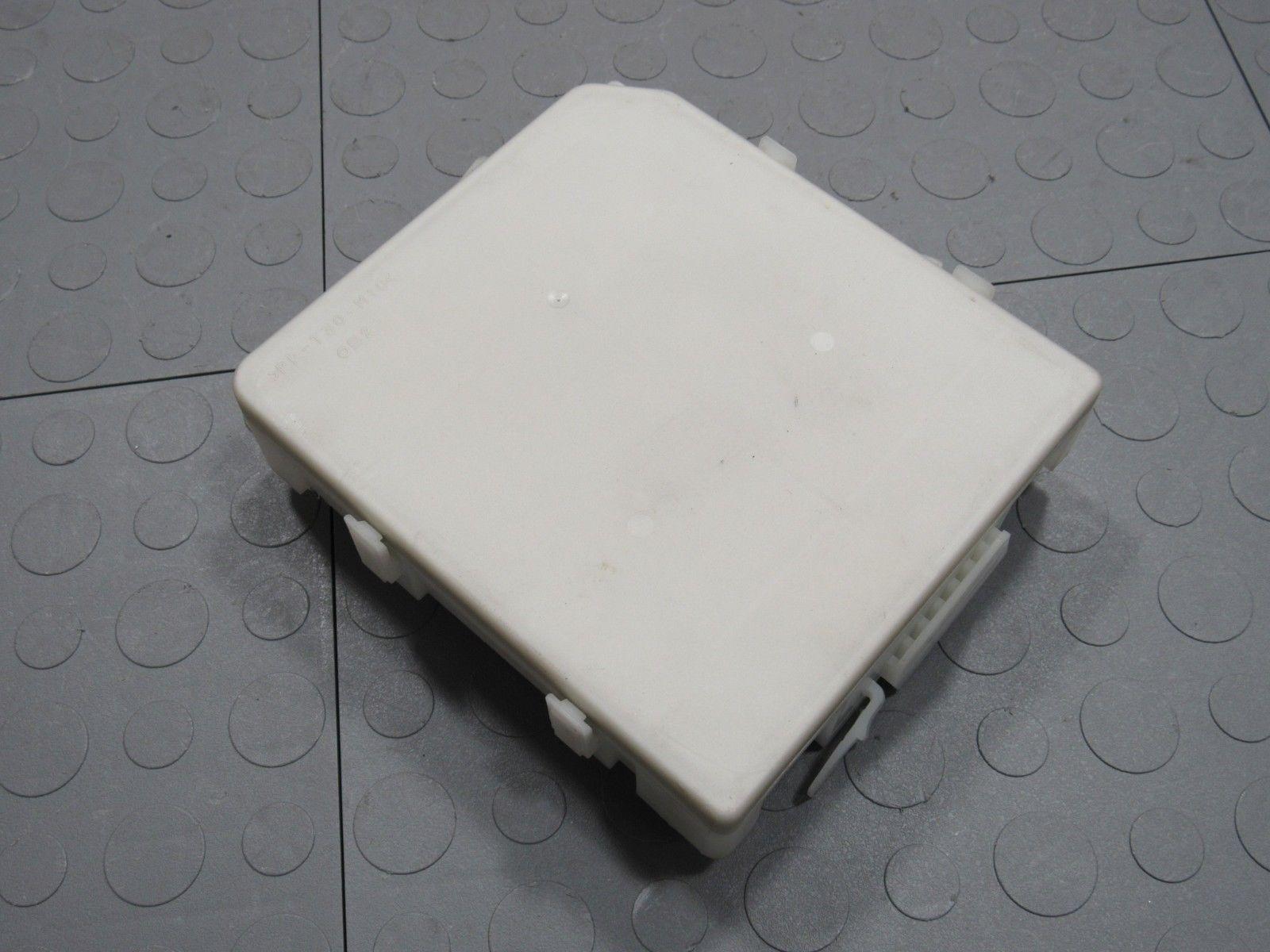 04 06 Titan Armada Xterra Qx56 Ipdm Bcm Body Module Fuse Box 284b6 Dryer 7s002 Ge