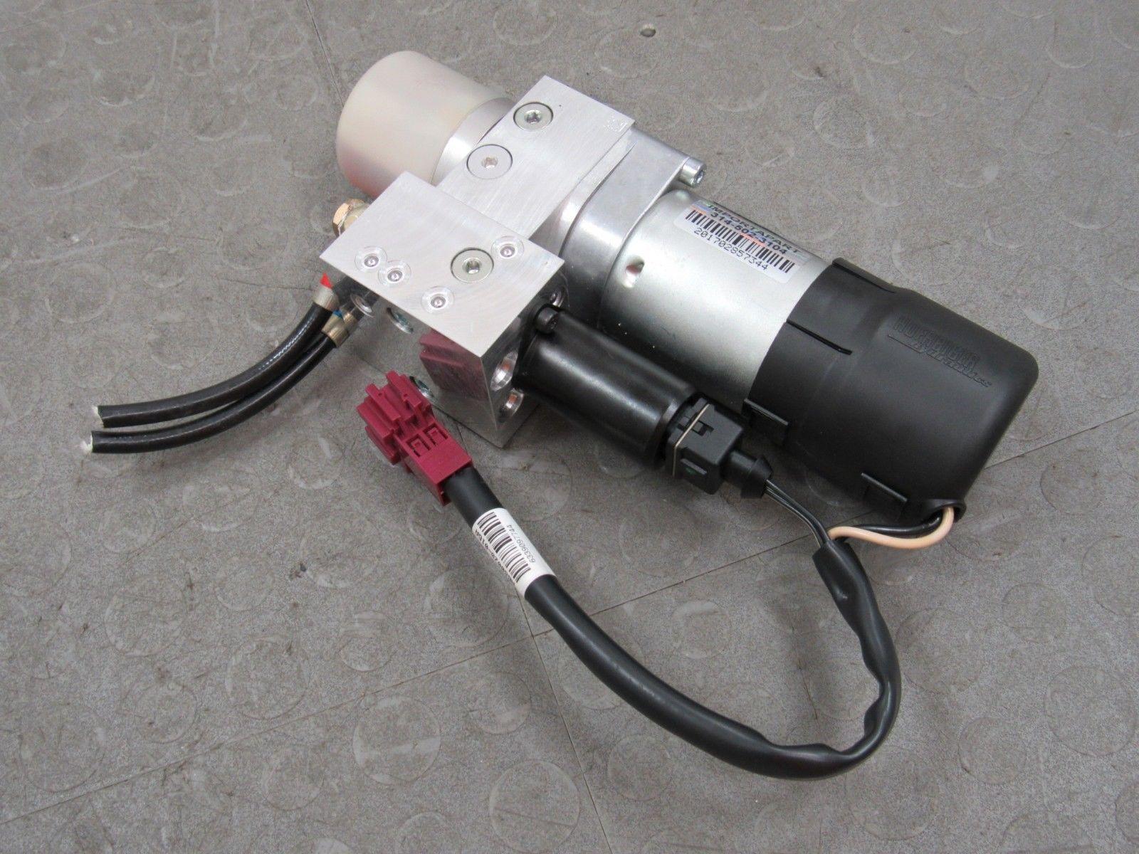 06-09 Mercedes R Class Power Hatch Liftgate Tailgate Open Close Actuator  Pump C