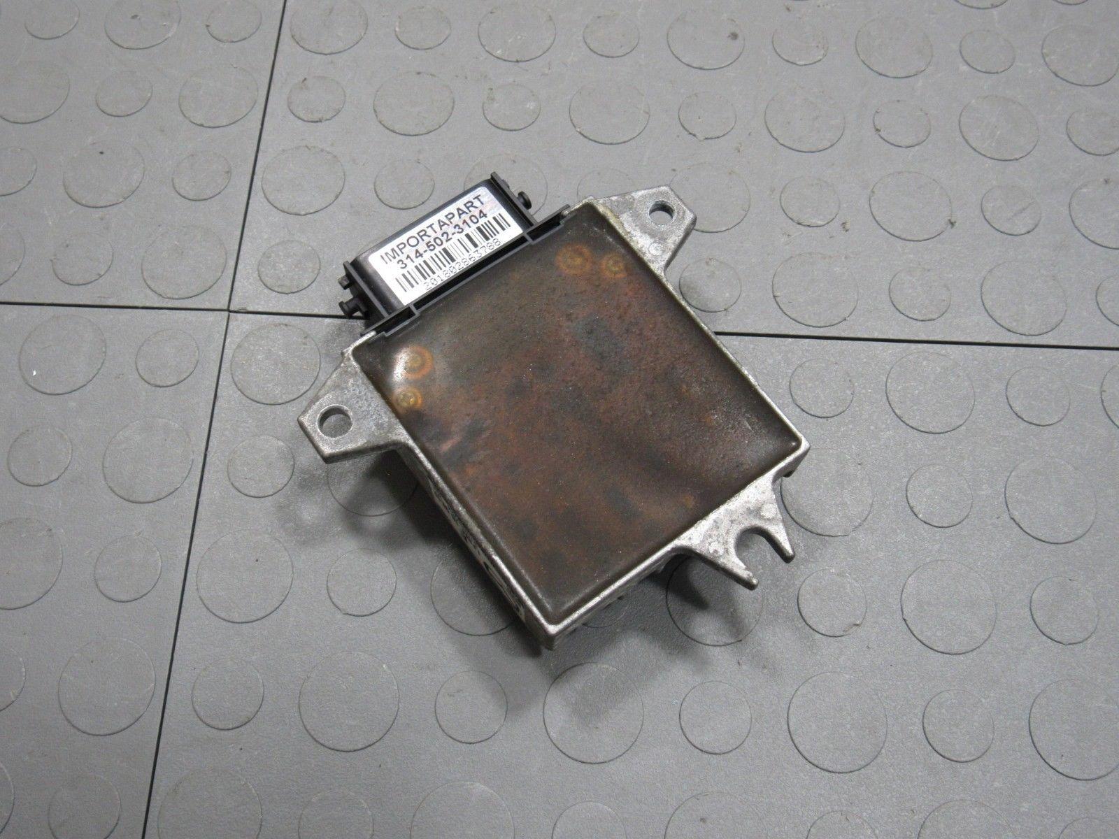 10-11 Mazda 3 2.0L AT TCU TCM Transmission Control Module Unit LF8M 18 9E1F AC
