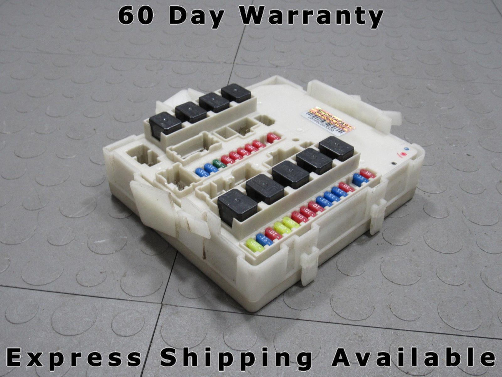 04 06 titan armada xterra qx56 ipdm bcm body module fuse box 284b7 qx4 fuse box 04 06 titan armada xterra qx56 ipdm bcm body module fuse box 284b7 7s002 hb