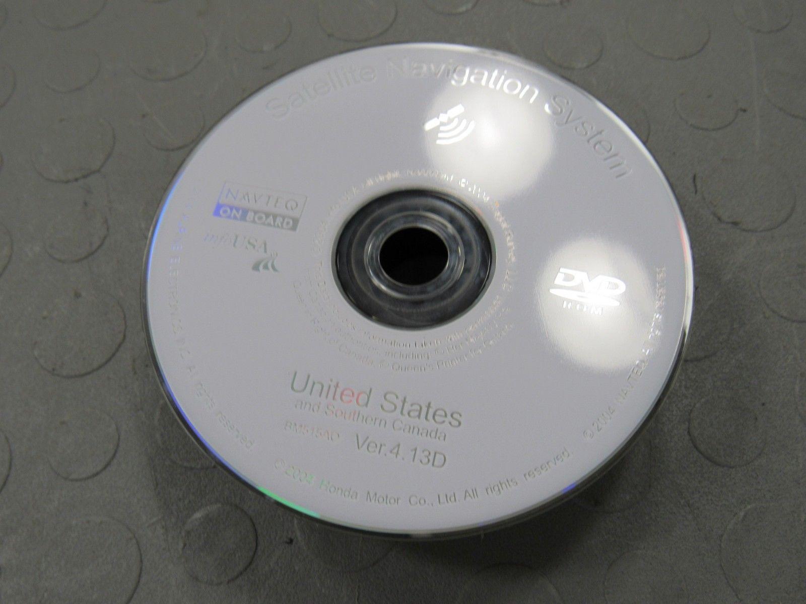 05-07 Honda Odyssey GPS Navigation Navi DVD ROM Disc Drive  39540-SHJ-A010-M1 U