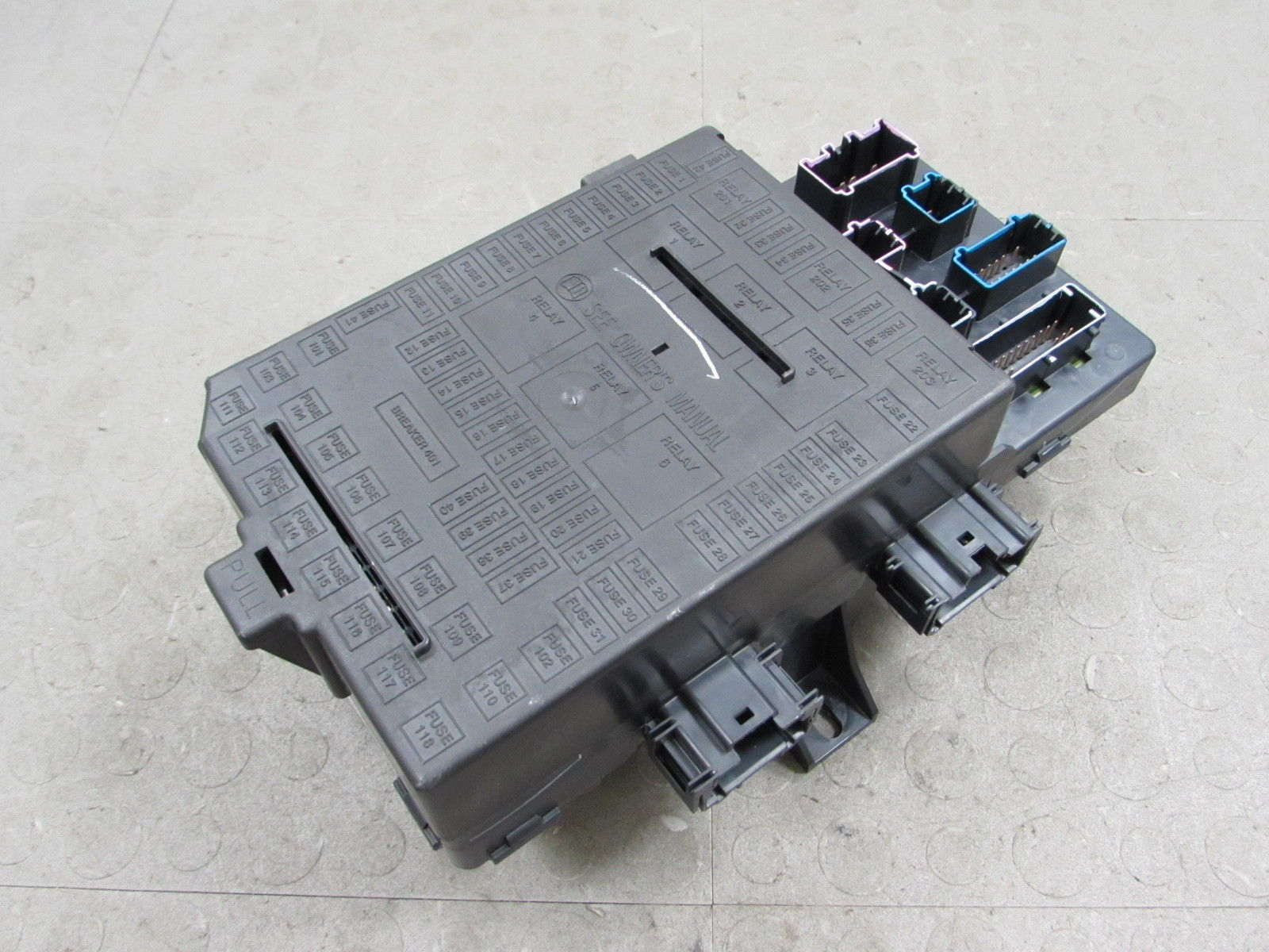 Fuse Box For 2005 Ford Expedition