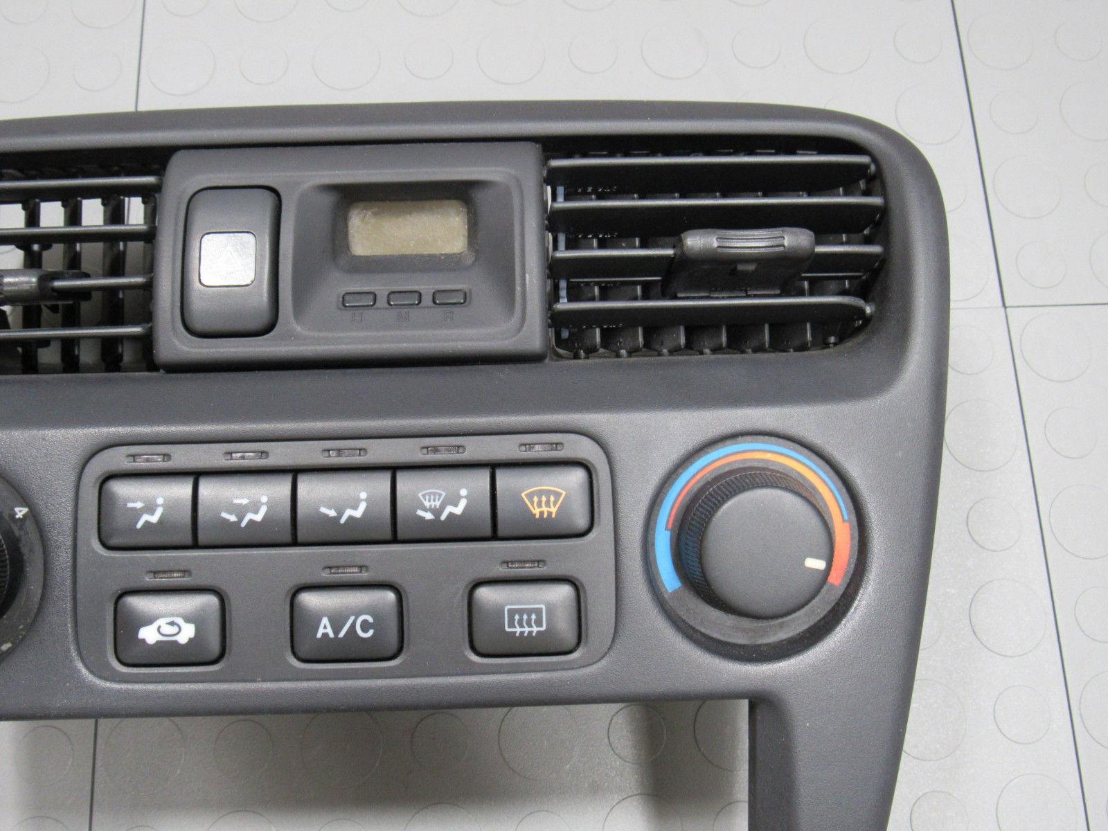 98 00 honda accord manual ac climate control dash radio bezel rh importapart com 98 honda accord manual swap 98 honda accord manual transmission