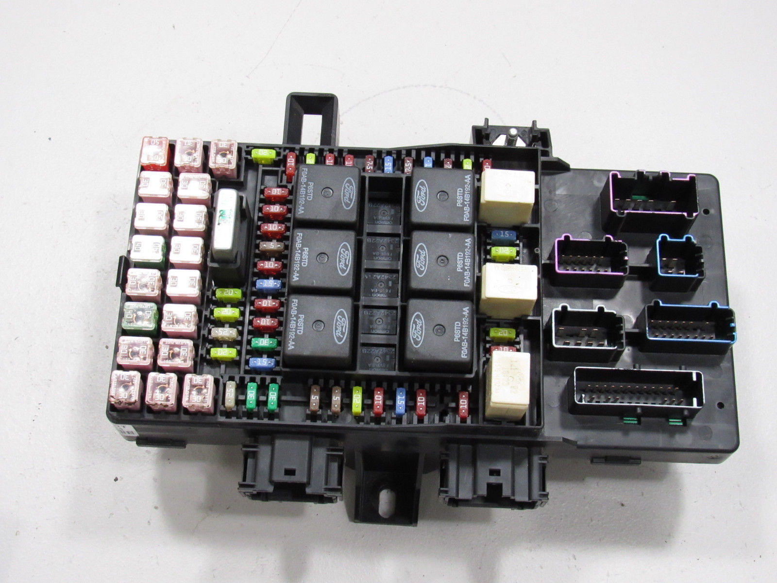 Fuse Relay Box 03 Expedition Wiring Diagram Gp