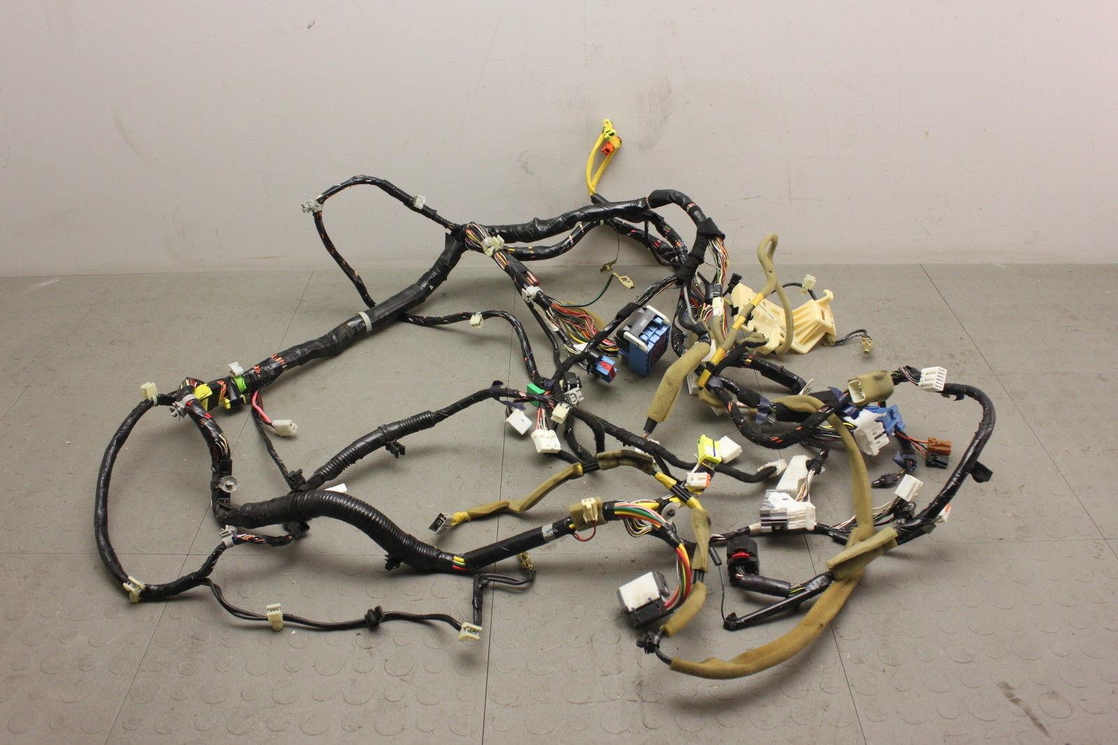Mazda 3 Wiring Harness Simple Diagram 06 09 Mazda3 Interior Dash Dashboard Wire Spark Plug