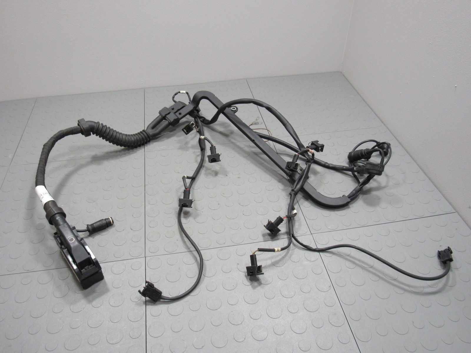 92 Mercedes 400e W124 V8 M119 2009 Updated Engine Wire Harness 124 Wiring Issue 543 8832 B