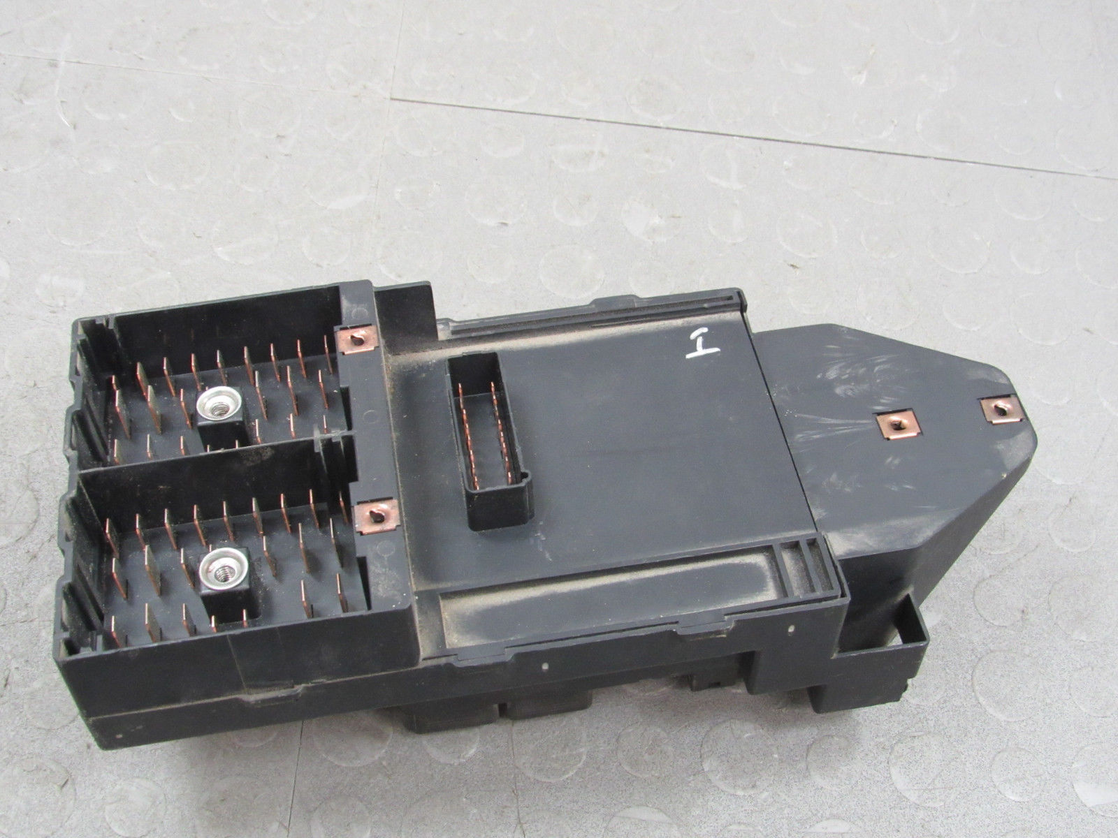 98 Ford F 150 250 44 Bcm Gem Multifunction Fuse Relay Box F85b For Sale 14b205 Na Bh