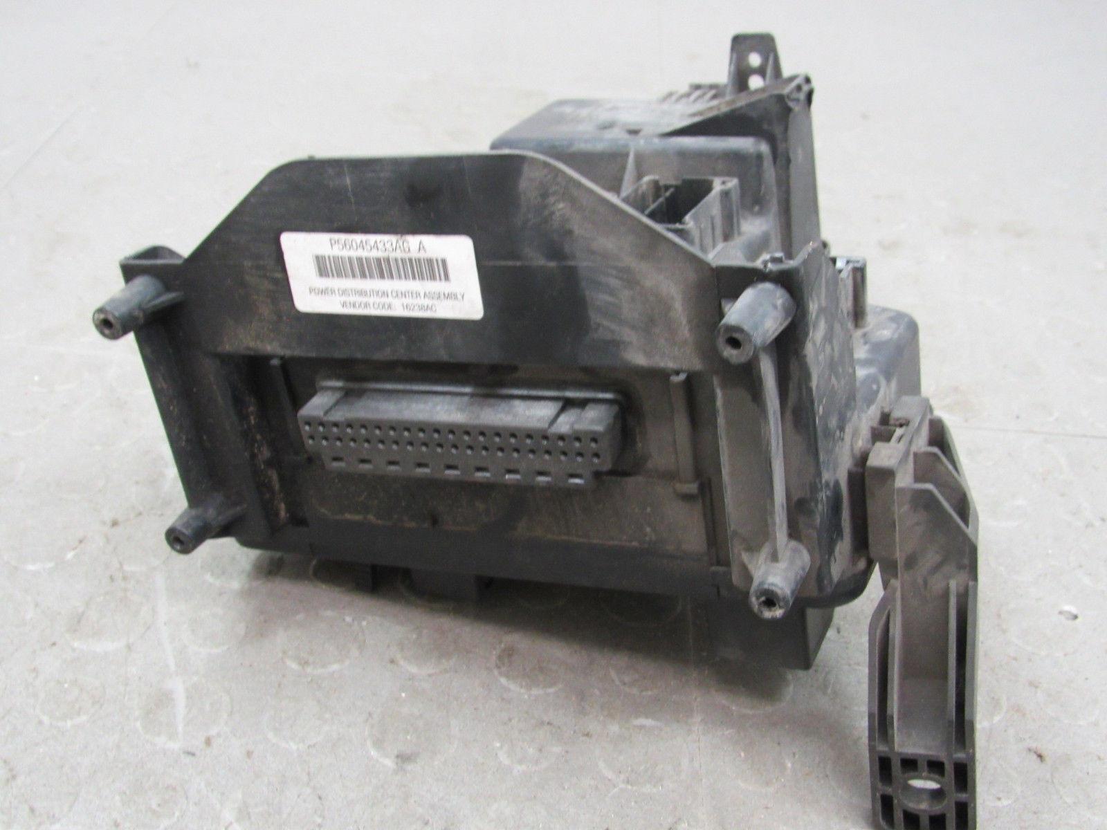 03 Dodge Truck Fuse Box Trusted Wiring Diagram 02 Ram Integrated Power Module Block Dakota Panel