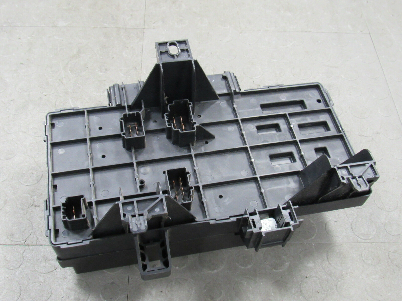 2003 Expedition Fuse Box Part Number : Expedition navigator interior fuse relay box block