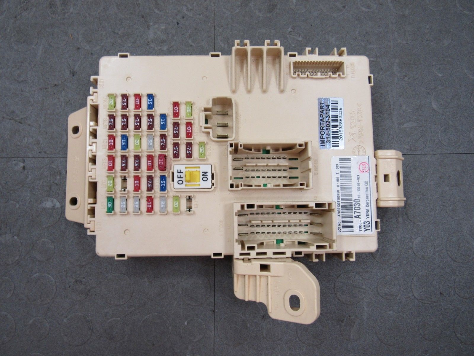 Kia Forte Koup Fuse Box Wiring Diagram Libraries Location Library14 16 Forte5 Interior Cabin