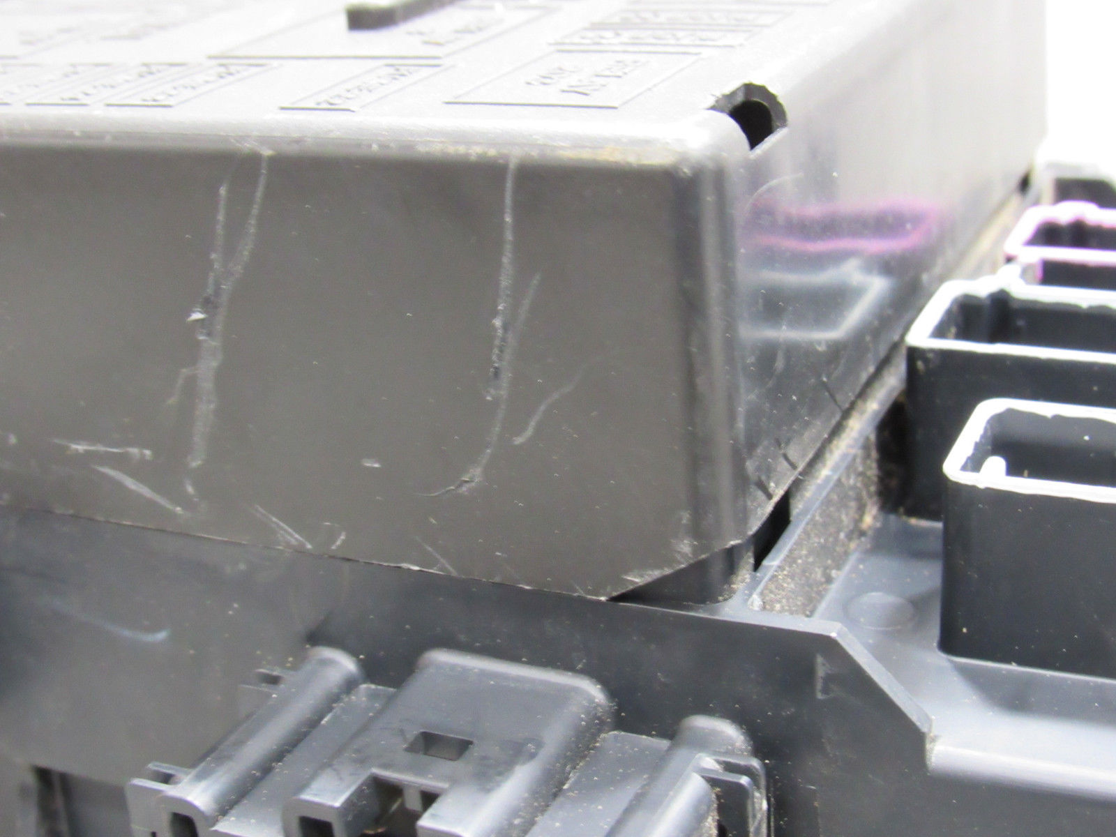 03 Expedition Navigator Interior Fuse Relay Box Block Center 2l1t 14a067 Ap Dp