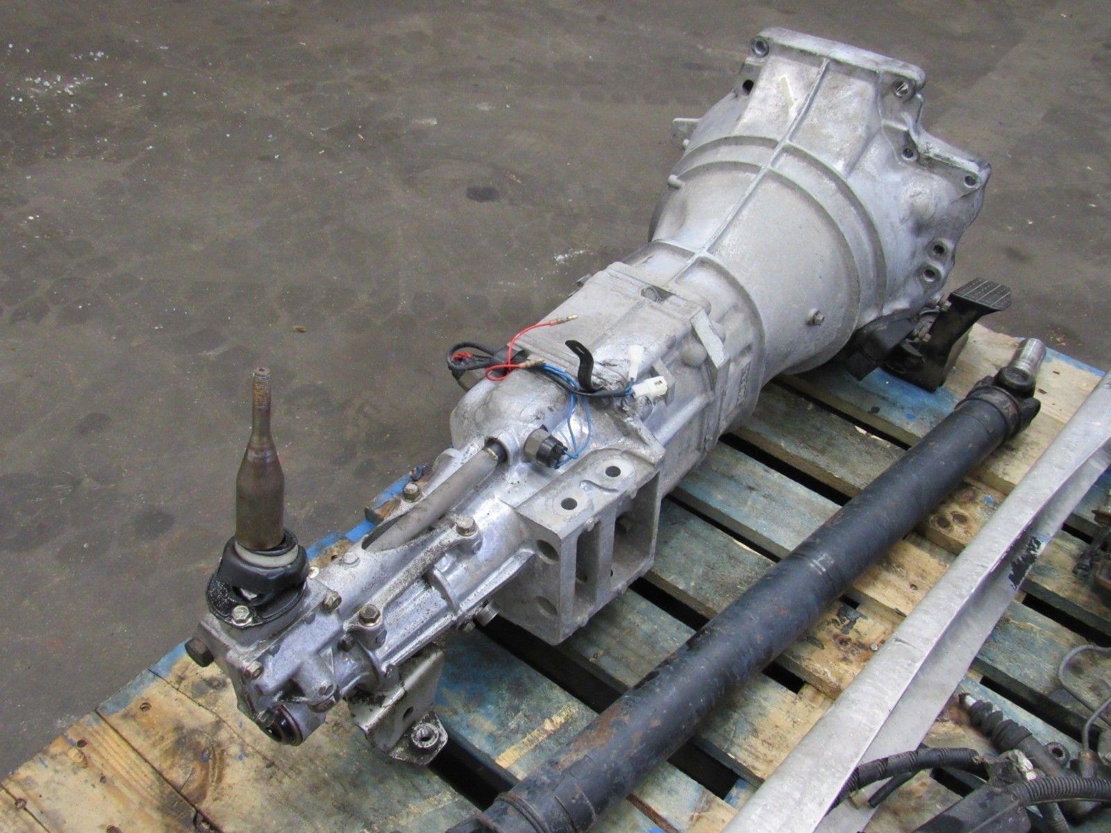 5 Speed Manual Transmission >> 94 97 Mazda Miata Mx 5 Mx5 Na Complete 5 Speed Manual Transmission Swap 90k D