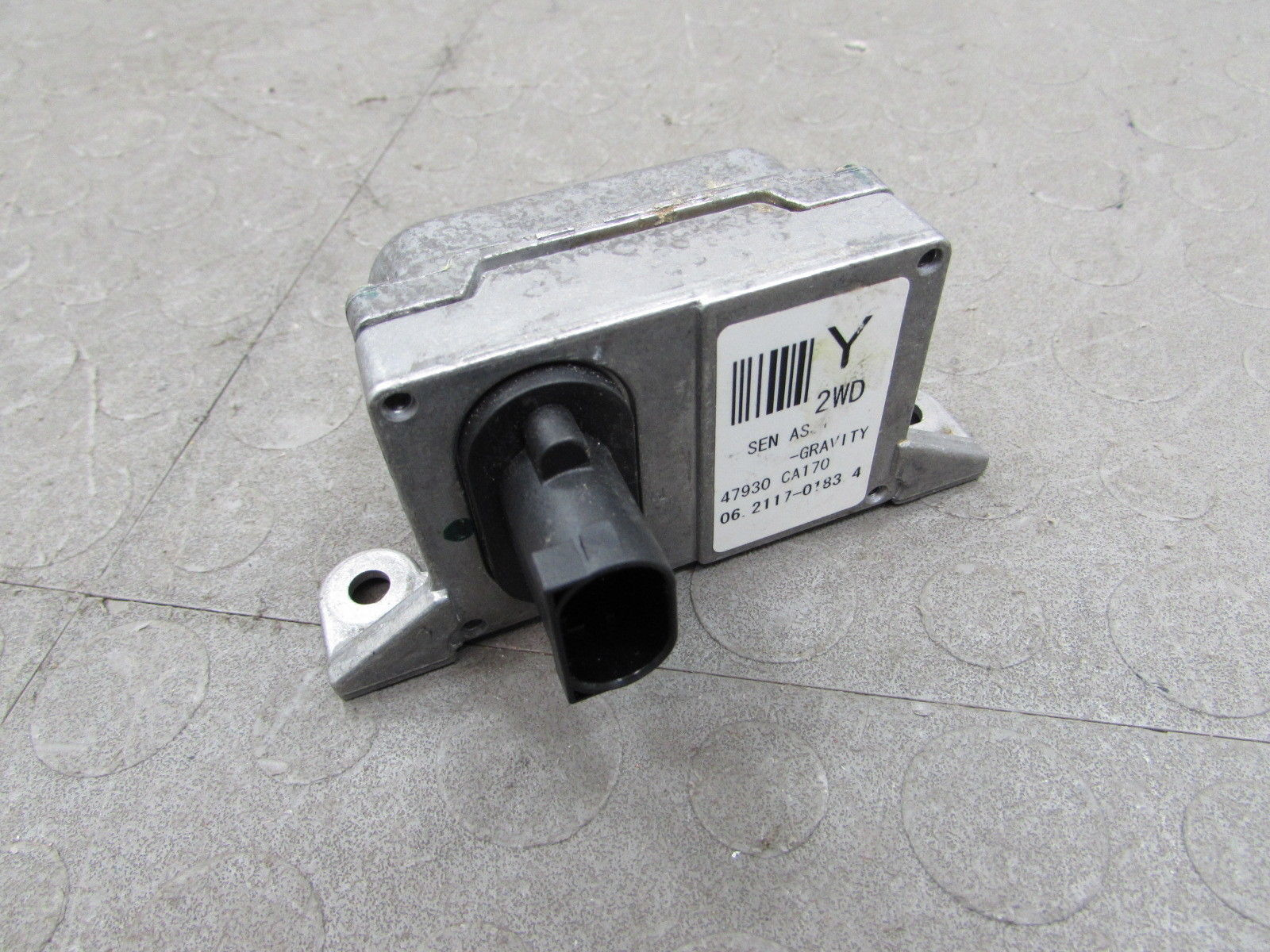 04-07 Nissan Murano 2WD Anti-Skid Yaw Rate Gravity Sensor 47930-CA170 B