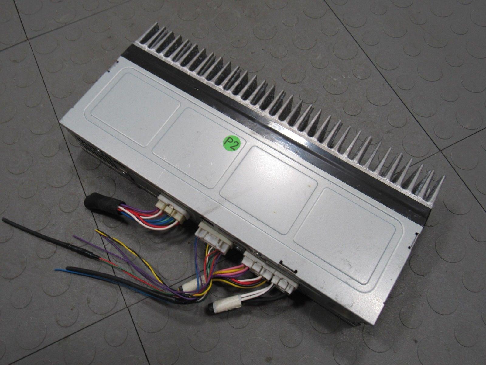 07 12 Lexus Ls460 Rwd Pioneer Amp Radio Stereo Amplifier Oem 86280 2008 Ls460l Wiring 50290 A