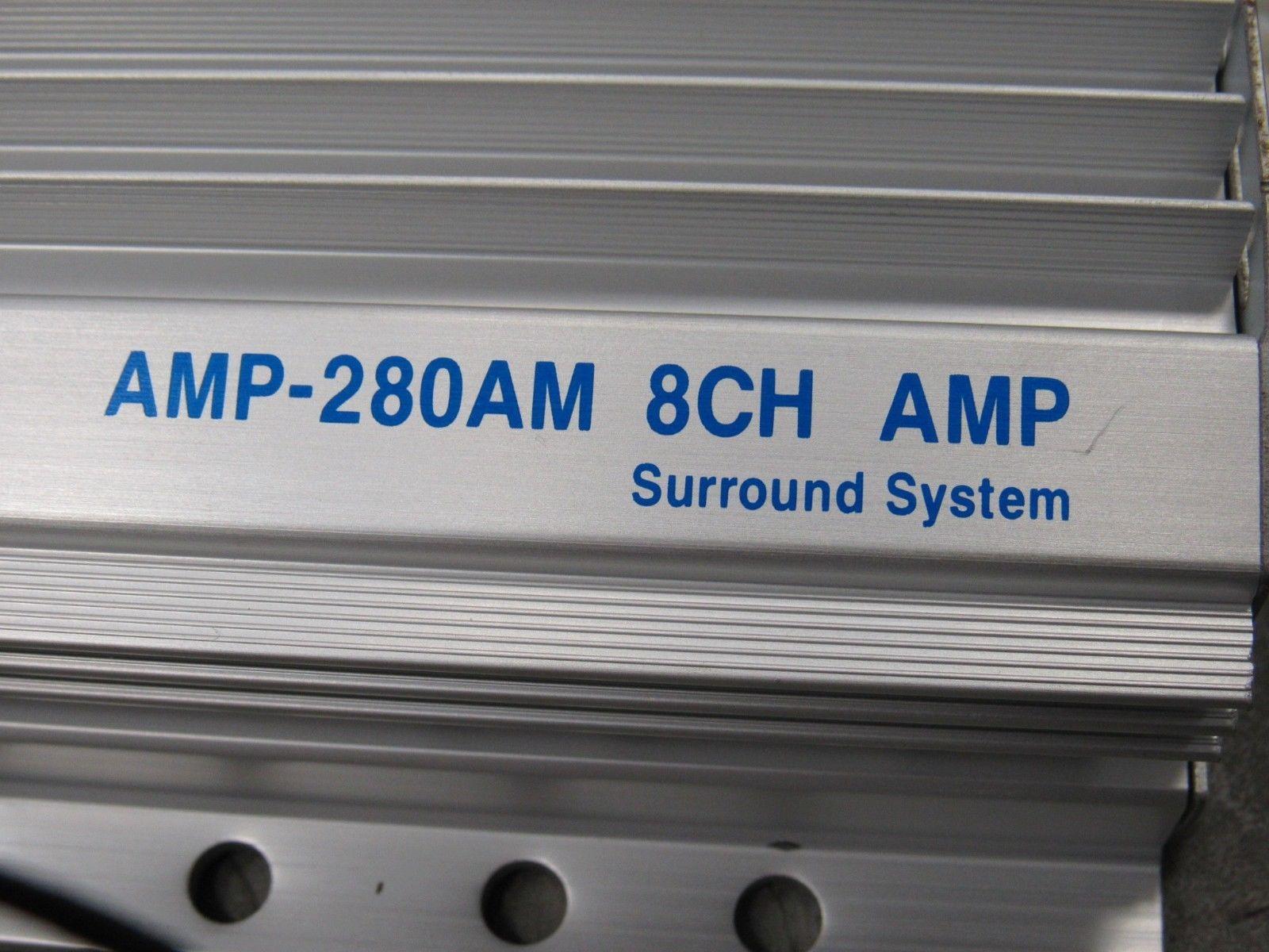 10 11 Kia Soul 8 Channel Surround Audio Radio Stereo Amplifier Amp System Wiring 96370 2k000 E