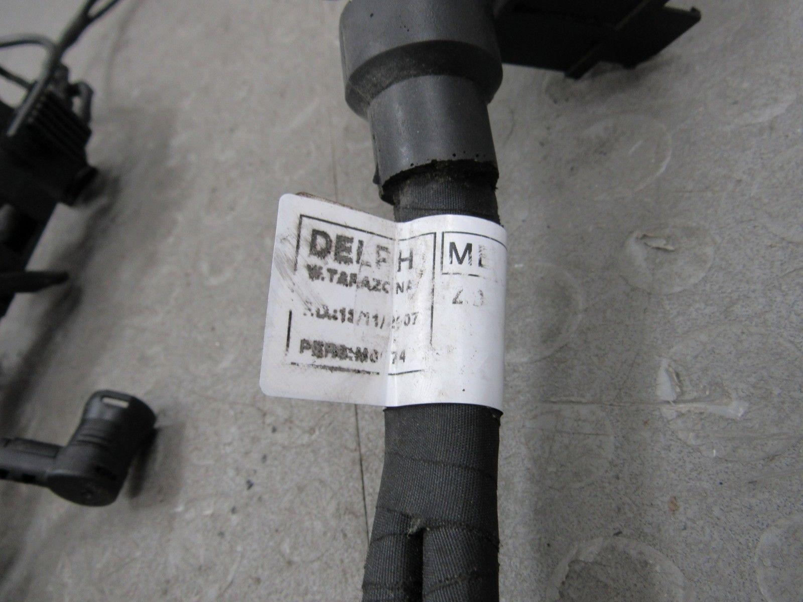 94 95 Mercedes Sl320 S320 2007 Update Engine Wire Wiring Harness 150 W124 Repair 540 69 32 A